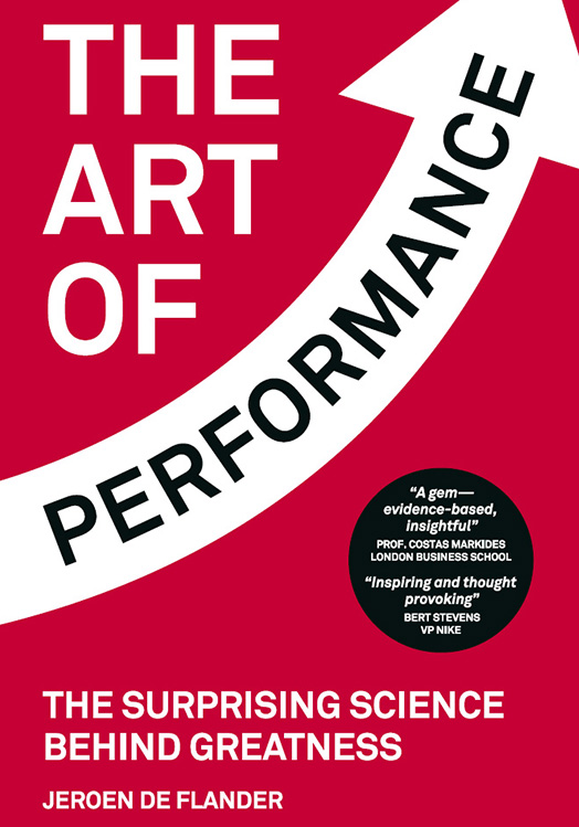 The Art of Performance - Book