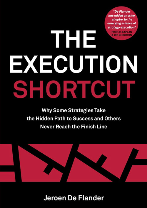 The Execution Shortcut - Book