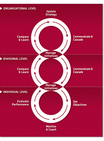 strategy Execution Framework - the 8 model