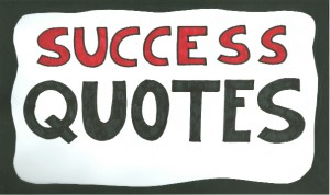 Success Quotes - Success Definitions: 25 inspirational and motivational success quotes by Jeroen De Flander