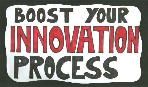 Innovation process - 3 steps to boost your innovation process: Search, Incubate and Execute - jeroen-de-flander.com