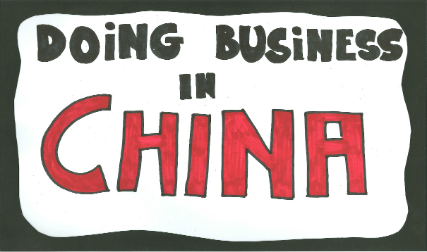 Doing business in China - guide to doing business in China with 42 insights on Chinese business culture by Jeroen De Flander