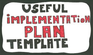 Implementation plan template: examples, tips, PPT, download template,...